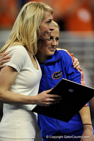 Photo Gallery: UF Gymnastics vs. Michigan, 3/06/09