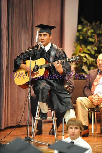 Class of 2009 CPHS Graduation