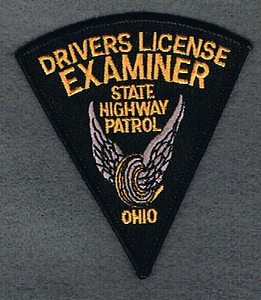Ohio SHP Drivers License Examiner