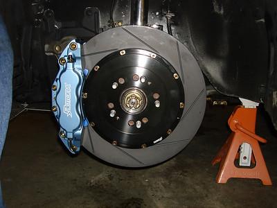 Rotora Big Brake Kit
