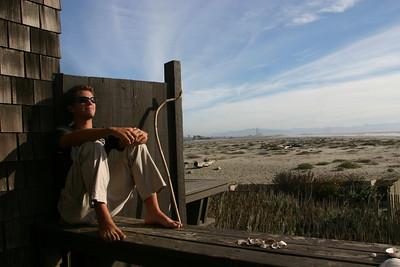 Pajaro Dunes w/ Sally and Dan