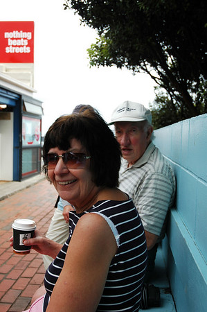 Mum and Ken's NZ visit