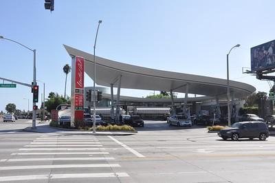 United Oil Station