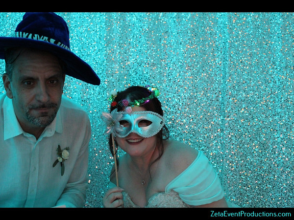 Michelle & Chad Wedding Photo Booth Pictures