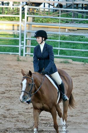 English YOUTH, NOVICE Equitation