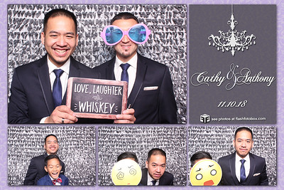 Cathy & Anthony Wedding - November 10, 2018