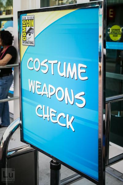 Comic Con 2014 - San Diego