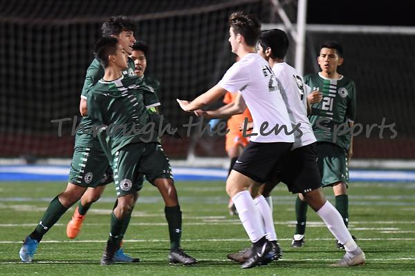 Reynolds vs. Tualatin Boys High School Soccer