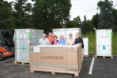 St. Bridget Solar Panel Project