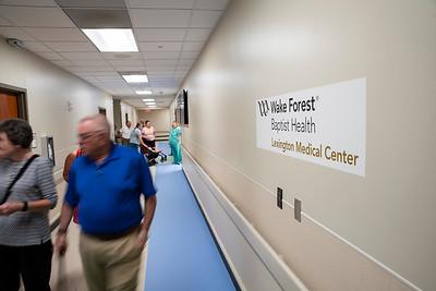 20190929 Wake Health Lexington Medical Center Surgical Facility Ribbon Cutting Ed