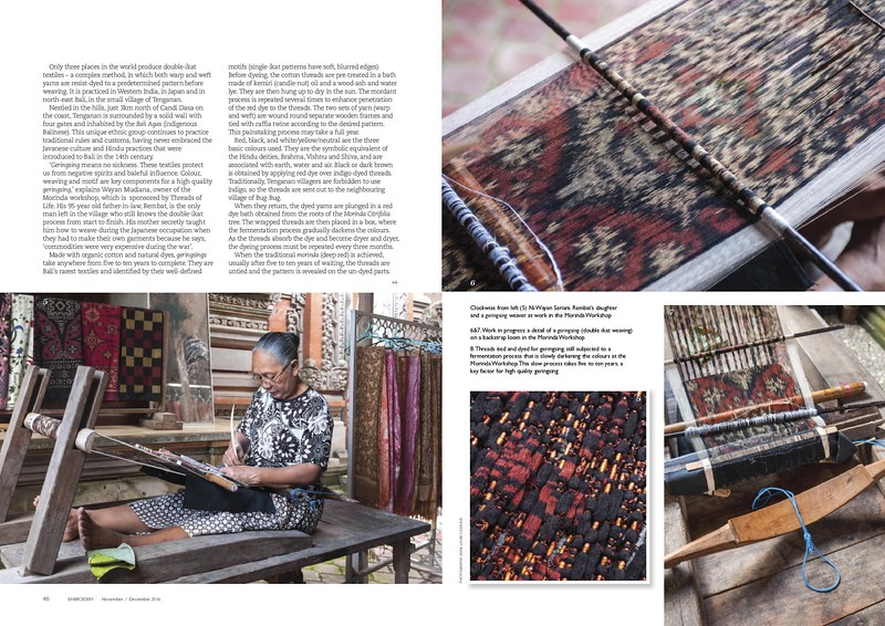 Bali Traditional Textiles
