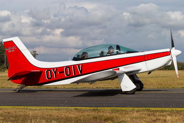 OY-OIV - Jurca MJ5-G2 Sirocco