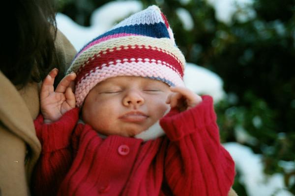 Isobel - Winter 2002