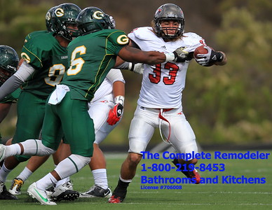 Palomar vs Grossmont 11-10-2012