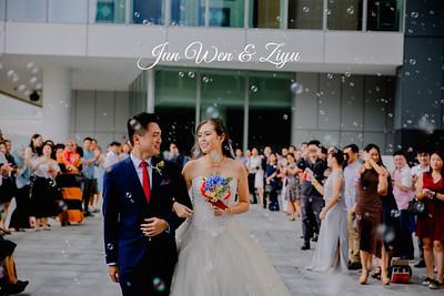 Jun Wen & Zi Yu