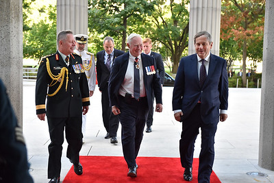 Visit of the Governor General