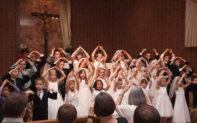 Bence's First Communion--4-14-2013