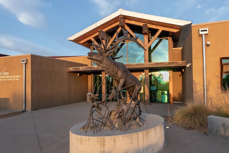 Tule Elk Entrance