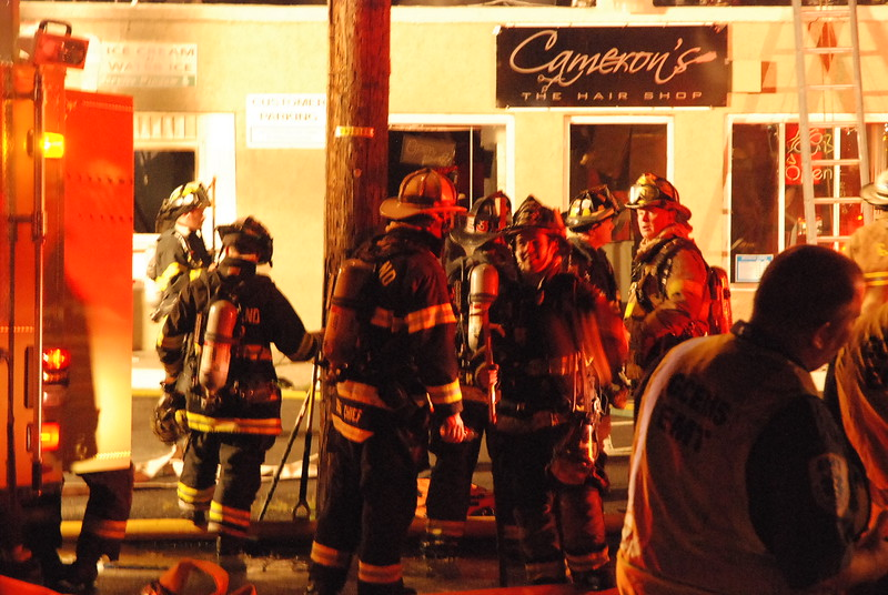 8-5-2013 (Gloucester County) GLASSBORO - 12 Girard Ave - Building All Hands Working