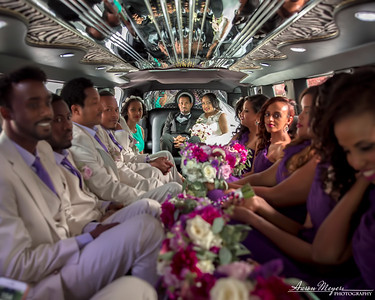 Saba and Sisay Wedding 2016