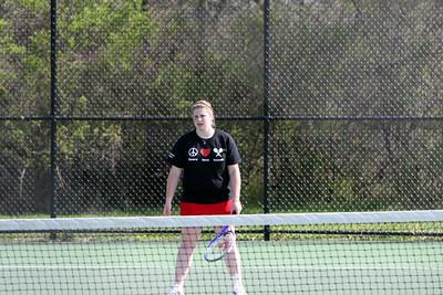 Girls Tennis - 2008-2009 - 5/4/2009 Orchard View