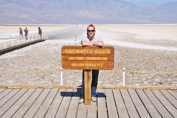 Death Valley 2010