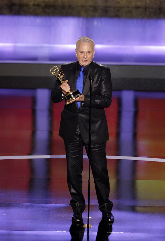 . Anthony Geary at the Daytime Emmy Awards on Friday June 20, 2008 in Los Angeles. (AP Photo/Matt Sayles)