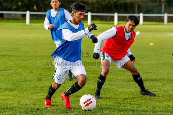 Garuda Select vs Mansfield Town - 29th Oct 2019