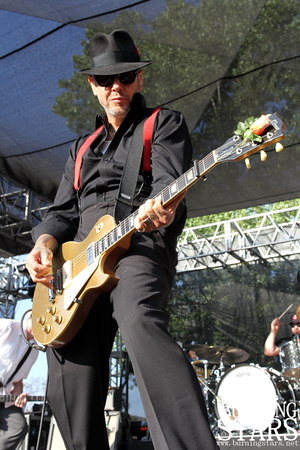 Social Distortion @ Oak Canyon Ranch (Silverado, CA); 7/06/13