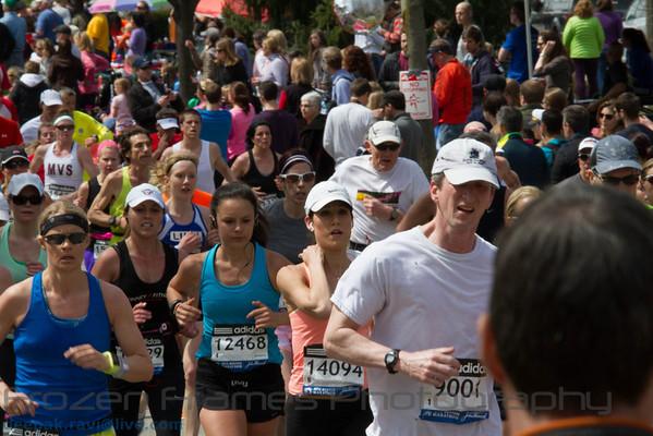 Boston Marathon - 2013