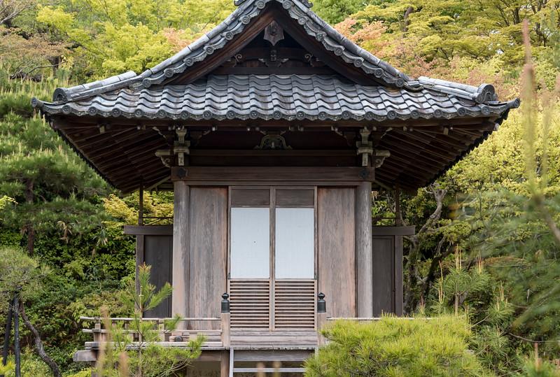 Okochi Sanso, Kyoto