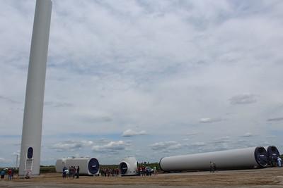Wind farm 2017