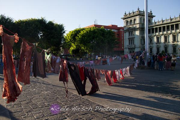 Guatemala City, First Look at Guatemala