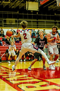 Basketball SHS vs UHS 2-3-2017