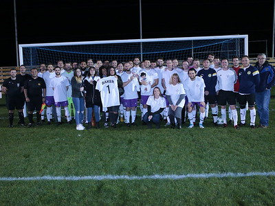 MATCH  IN MEMORY OF JAMES BAKER.