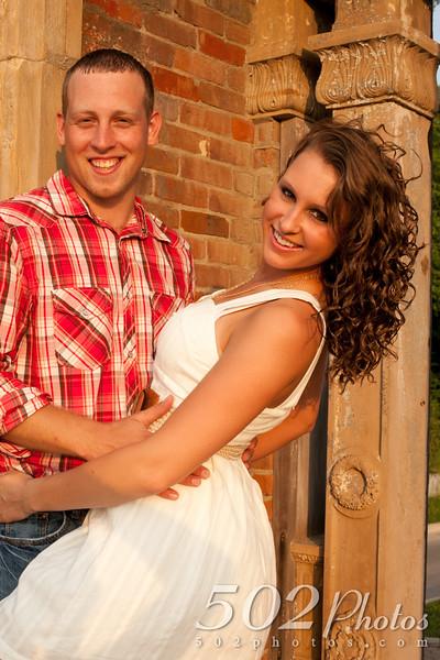 Alicia & Kris Engagement