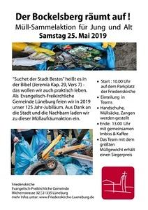 Bockelsberg räumt auf - 25.05.2019