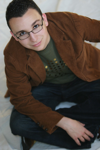 Actor Headshots by Jerry Hinkle