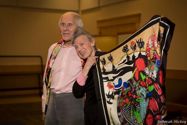 2015 Protopopov Film Premier & Doug Wilson's Memorable Moments of Greatness & Tommy Litz's Art  Exhibition