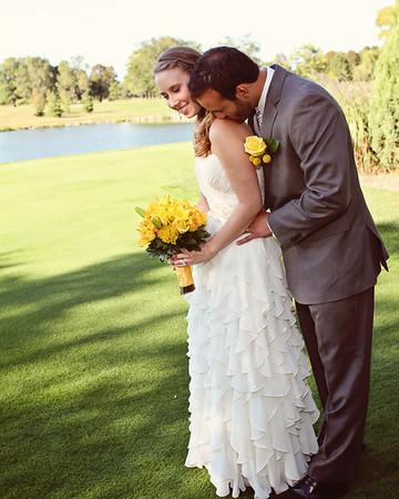 STEPHANIE & DAN WEDDING DAY