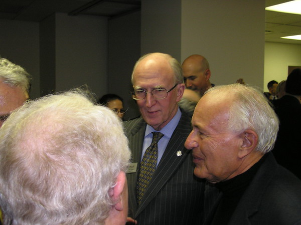 Derner Meet the Dean Reception