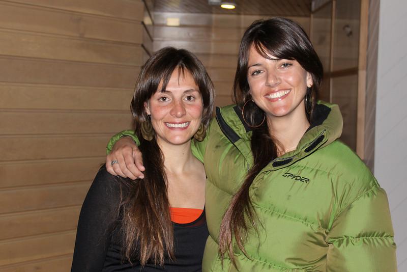 Guides-Cristina, Dani