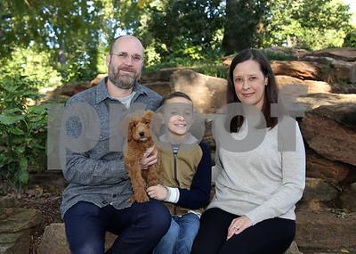 Vidrine Family