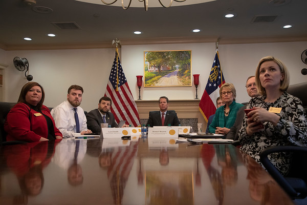 3.2.2020 Teleconference with Governors and Vice President Pence