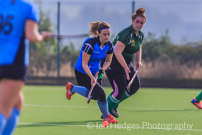 2016-10-15 - Ladies 2nd's vs. Driffield 2nd's
