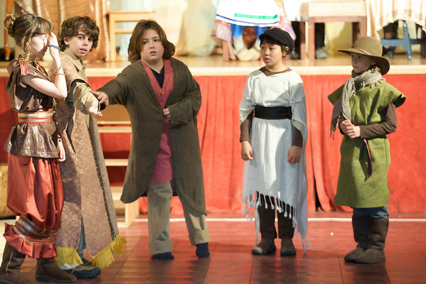 3rd Grade Play - Joseph & His Brothers