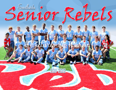 Southside  Football Seniors