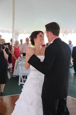 Dan & Betsy's Wedding - Aug 5, 2012