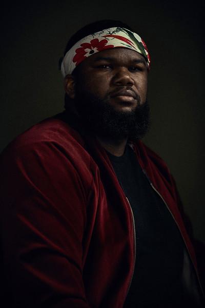 Portrait of a DJ part 1