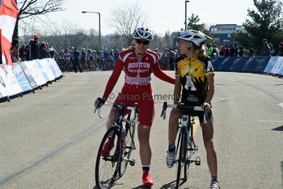 Collegiate Cycling Nationals Crit, Women DI